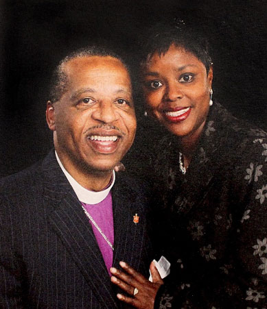 Bishop Robert E. Hayes, Jr. and Mrs. Deliliah (Dee) Hayes