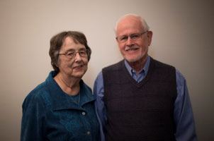Dr. Arthur L. Youngman and Mrs. Linda V. Youngman